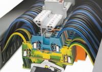 多层轨装式接线端子