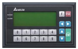 TP04G-BL-C 数字键输入型文本