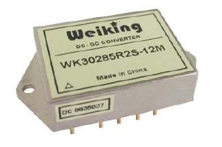 单路输出DC-DC电源模块WK30285R2S-12