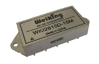 单路输出DC-DC电源模块WKI2812S-20