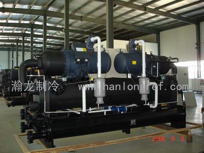水冷式低温冷水机/水冷式低温冷水机组