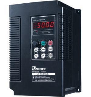 纺织机常用型变频器正弦变频器SINE303-037G/045P型