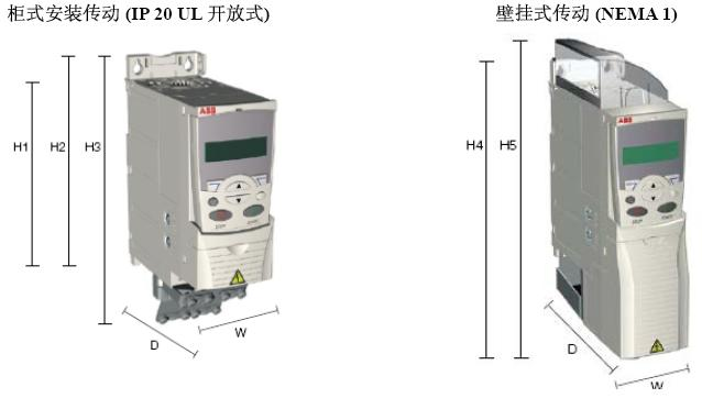 acs350变频器接线图