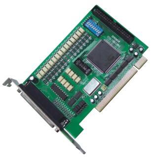 三轴运动控制卡DMC1380