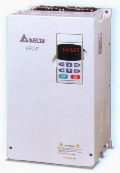 台达变频器VFD-F