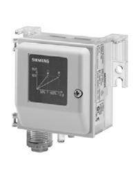 西门子温控阀配套传感器、西门子传感器、西门子压差传感器QBM66