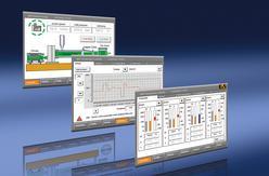 贝加莱温度回路控制软件包