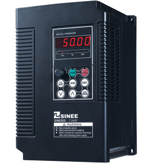 正弦SINE303-015G/018P开环矢量变频器