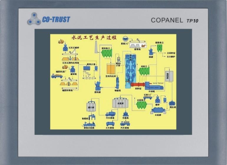 Copanel系列触摸操作面板