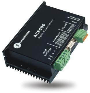 ACS606简易交流伺服驱动器