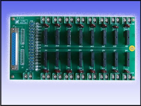 k-806d直流固态继电器板