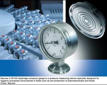 膜片壓力表