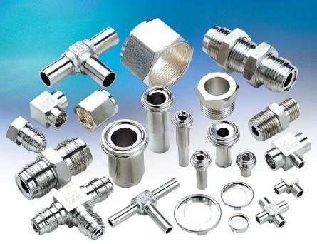 韩国TK各类自动焊接管接头、面密封管接头及其配件