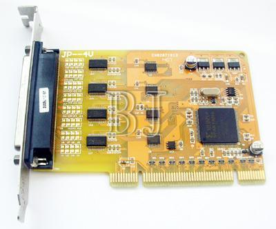 rs485串口_扩展到4口RS232/RS485串口卡BJ-104N-产品中心-北京博科嘉诚科技有限 ...