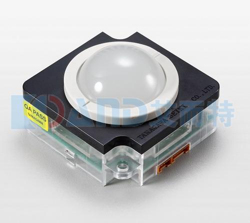多摩川-1.4寸发光轨迹球