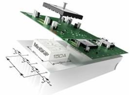 MiniSKiiP IGBT功率半导体模块