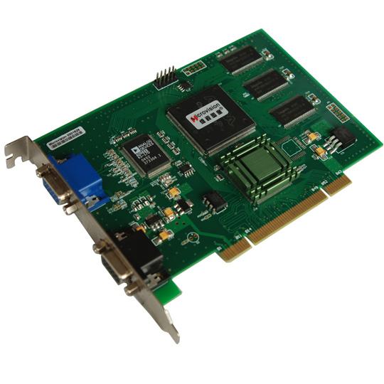 维视图像MV-M2000高分辨率高速黑白图像采集卡
