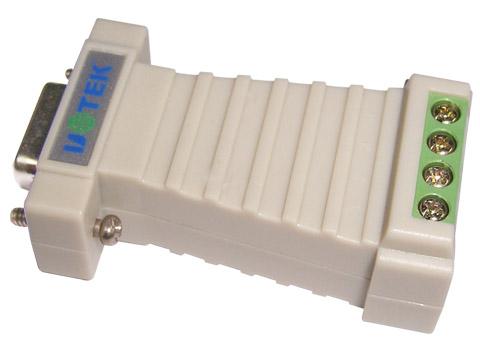 UT-2211 RS-232转RS-485接口转换器