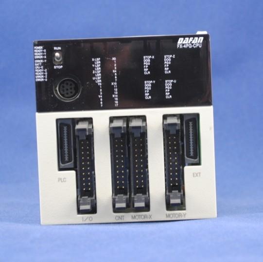 FX2N-4PG四轴定位控制器(4 独立轴+PLC)