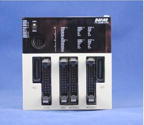 FX2N-22GM四轴定位控制器(其中两轴插补)
