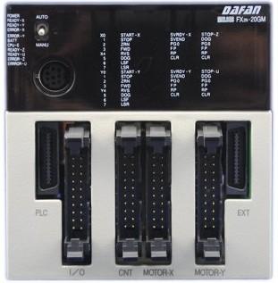 两轴插补定位控制器FX2N-20GM