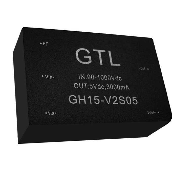 100-1000V输入模块电源