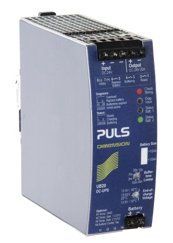 PULS普尔世20A直流不间断电源UB20.241