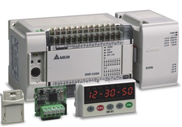 台达DVP-EH3系列高功能标准型主机