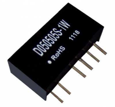 D-S-D-1W 电源模块