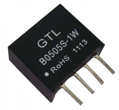B-S(D)1W模塊電源廠家
