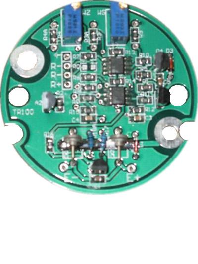 2088温度变送器配套电路板