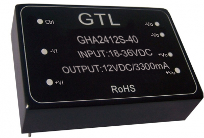 GHAxxxxS-40W 模塊電源