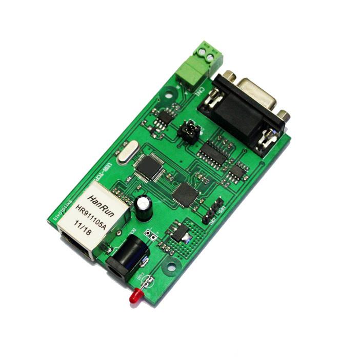 rs485串口_串口转网口模块 RS232/RS485串口USR-TCP232-24-产品中心-济南有人物 ...