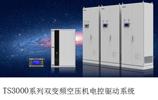 四方电气TS3000系列空压机双变频电控驱动系统