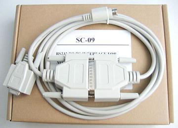 三菱PLC数据线SC-09(白色)