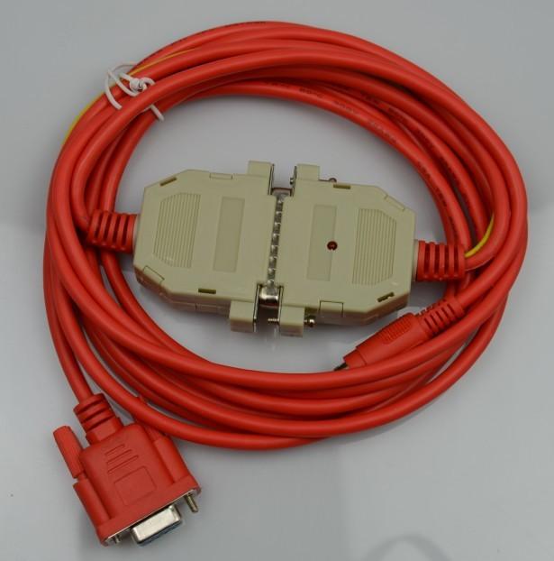 三菱PLC编程电缆SC-09+(红色带IC)