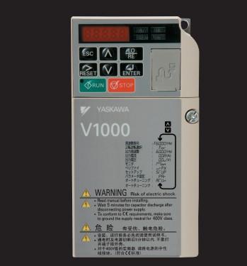 安川V1000小型矢量型变频器