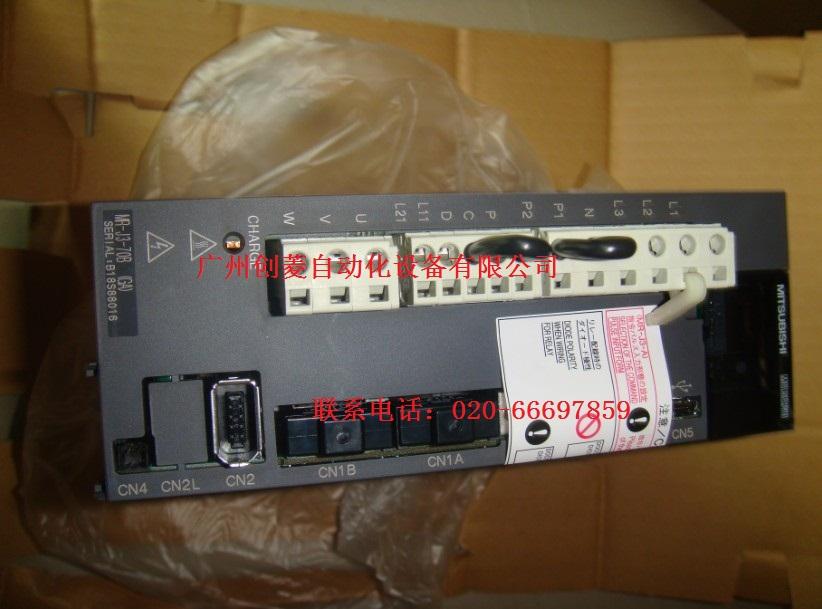 三菱伺服 MR-J3-70A/B HF-KP73