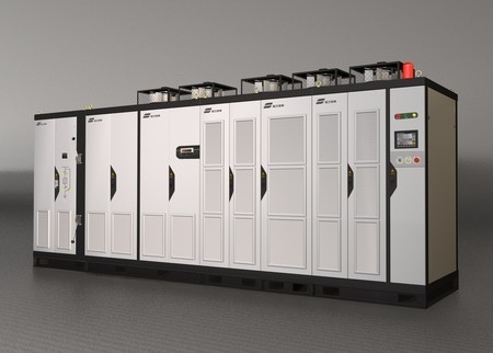 森蘭 SBH系列高壓變頻器