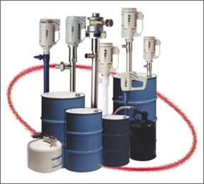 FLUX抽桶泵