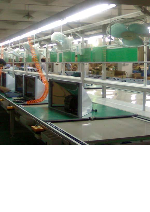 抽油烟机生产线 电热水器生产线 电源连接线生产流水线