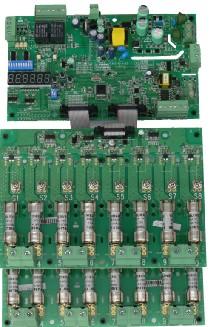 安科瑞光伏配电柜专用12路AGF-M12汇流采集装置