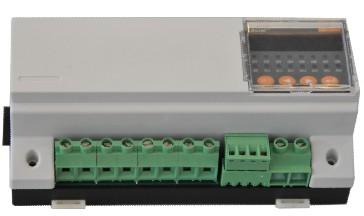 安科瑞12路导轨式智能光伏汇流采集装置AGF-M12R