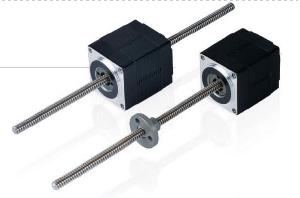 SIZE 11·28mm混合式丝杆步进电机