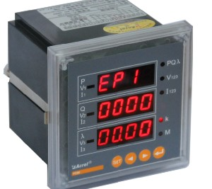 安科瑞带Profibus-DP多功能表PZ96-E3(4)/CP