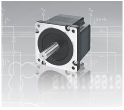 34H2( 86mm )两相1.8°混合式步进电机