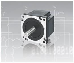 34H3( 86mm )三相1.2°混合式步进电机