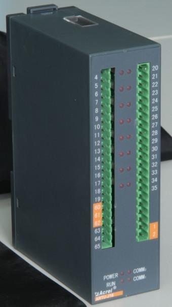 安科瑞16路节点输入ARTU-K32遥信单元