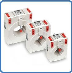 WAGO电流互感器用于测量电流