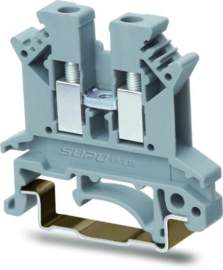 速普UK2.5B螺钉接线端子